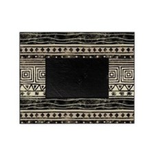 African Pattern Picture Frame