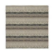 African Pattern Queen Duvet