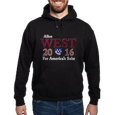 allen west 2016 Hoodie