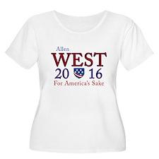 allen west 20 T-Shirt