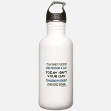 Funny Only Water Bottle