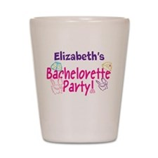 Bachelorette Party (p) Shot Glass