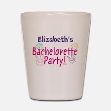 Bachelorette Party (p) Shot Glass