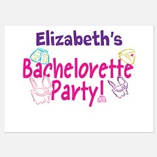 Bachelorette Party (p) Invitations