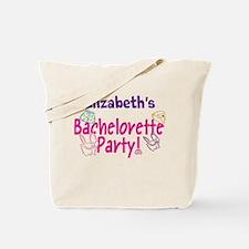 Bachelorette Party (p) Tote Bag