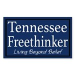 Tennessee Freethinker Bumper Sticker