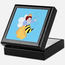 Bee Muse Keepsake Box