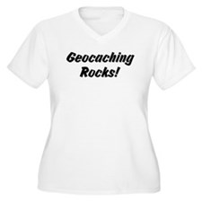 Geocaching Rocks! T-Shirt