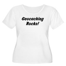 Geocaching Rocks! T-Shirt