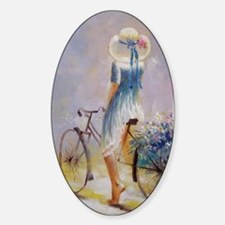 Vintage Bicycle Decal