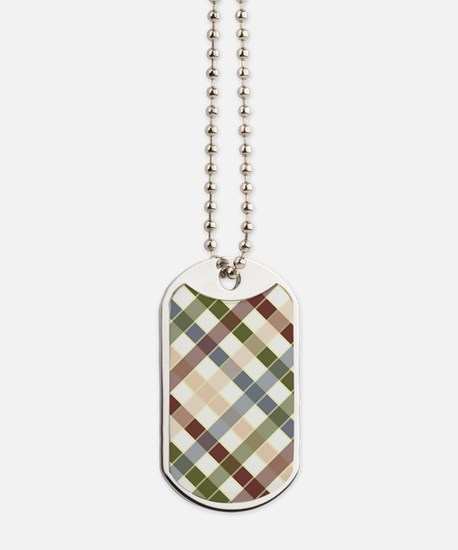PLAID Dog Tags
