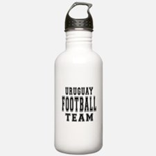 Uruguay Football Team Water Bottle