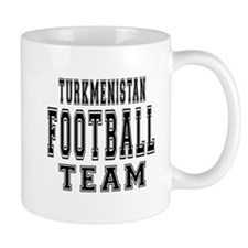 Turkmenistan Football Team Mug