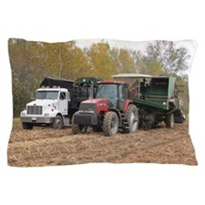 Maine Potato Harvest Pillow Case