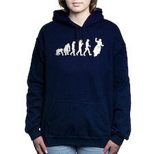 Motorcycle Evolution Women's Hooded Sweatshirt