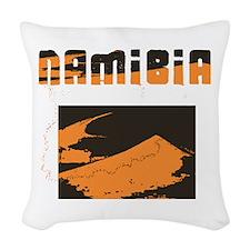 Namibia Woven Throw Pillow