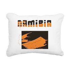 Namibia Rectangular Canvas Pillow