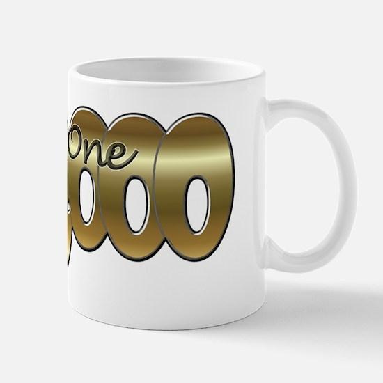I Am One in a Million Mug