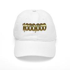 I Am One in a Million Baseball Cap