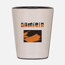 Namibia Shot Glass