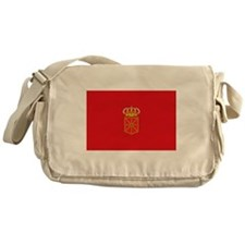 Cute Basque Messenger Bag
