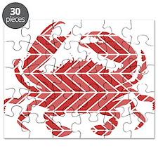 Chevron Crab Puzzle