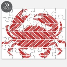 Chevron Crab Puzzle