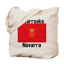 Navarre-Light-FB Tote Bag