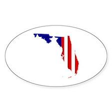 Florida Patriot Decal