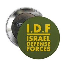 "IDF Israel Defense Forces2 - FULL 2.25"" Button"