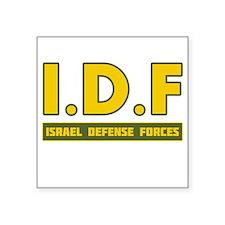 IDF Israel Defense Forces3 colorize - Big Sticker