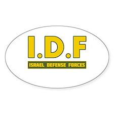 IDF Israel Defense Forces3 colorize - Big Decal