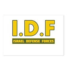 IDF Israel Defense Forces3 colorize - Big Postcard