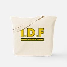 IDF Israel Defense Forces3 colorize - Big Tote Bag