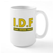 IDF Israel Defense Forces3 colorize - Big Mugs