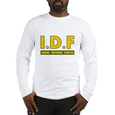 IDF Israel Defense Forces3 colorize - Big Long Sle