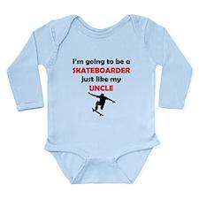 Skateboarder Like My Uncle Body Suit