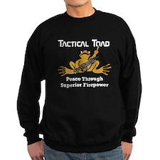 Funny Toad Sweatshirt