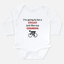 Cyclist Like My Grandpa Body Suit
