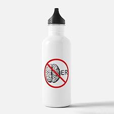 Cute Rebus Water Bottle