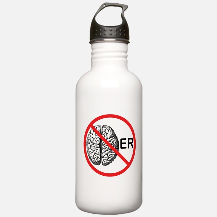 Cute Circle slash Water Bottle