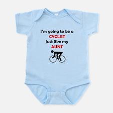 Cyclist Like My Aunt Body Suit