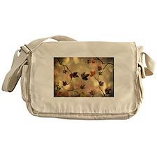 Cute Maroons Messenger Bag