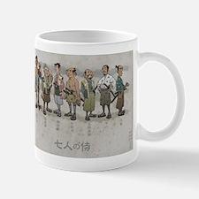 Seven Samurai Mugs