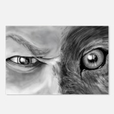 Werewolf Postcards (Package of 8)