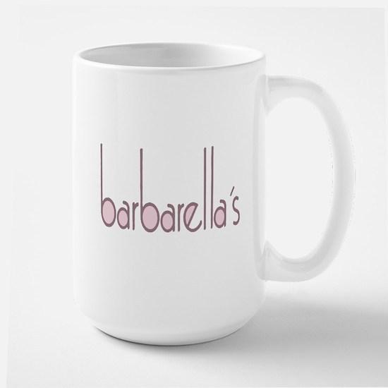 barbarellas Large Mug