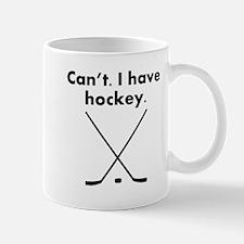 Cant I Have Hockey Mugs