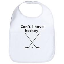 Cant I Have Hockey Bib