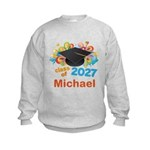 Class Of 2027 Personalized Sweatshirt