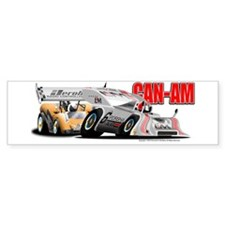Can Am Racing Bumper Bumper Sticker